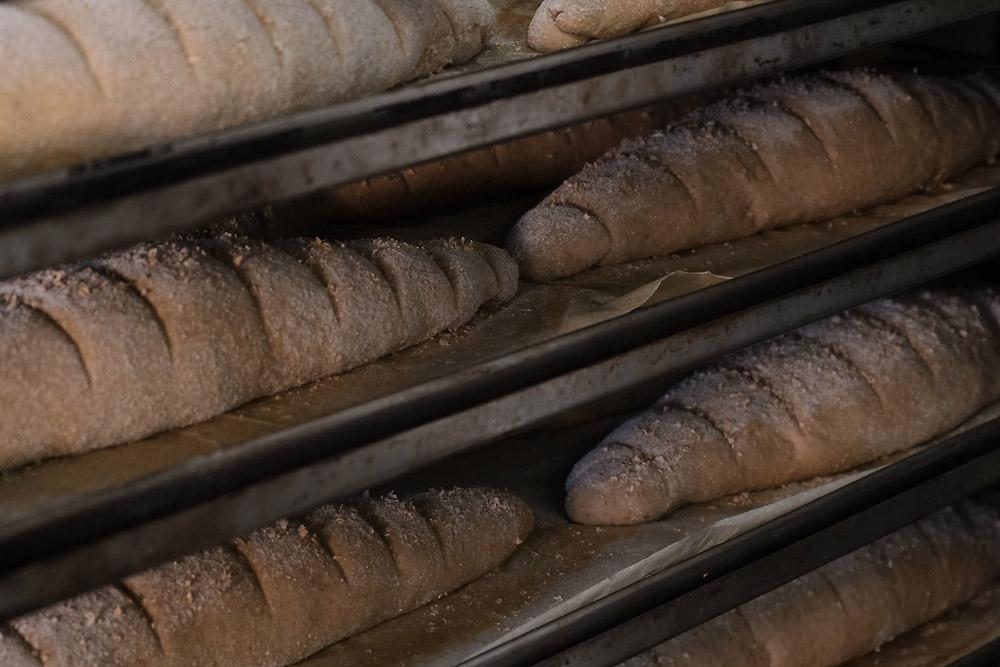 Κρητικό Παραδοσιακό ψωμί και παξιμάδι